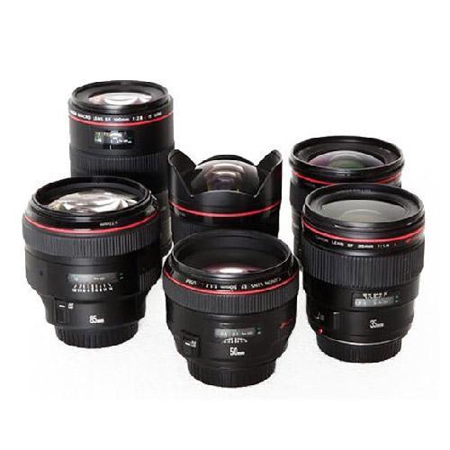Canon EF Lenses - L Series