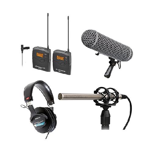 Pro Audio Recording Equipment